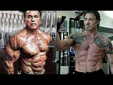 Arnold schwarzenegger & Sylvester stallone - At 70 Years Old Training (Bodybuilding Motivation)