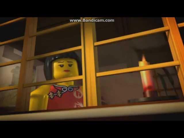 Ninjago - Боже мама я схожу сума (Співає Нія) ( Кліп )