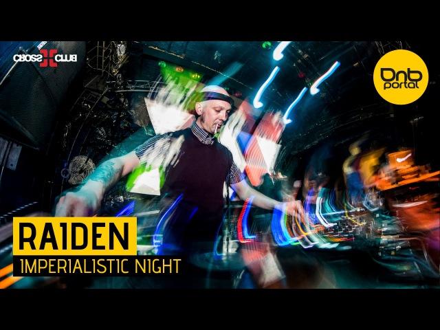 Raiden - Imperialistic Night