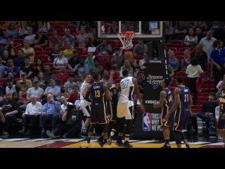 Hassan Whiteside Scores 26 and Grabs 22 Rebounds! | 12.14.16 #NBANews #NBA