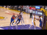 Derrick Rose Finishes an 8-for-8 Run with a Nifty Move Inside | 12.11.16 #NBANews #NBA