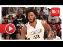 Justise Winslow Full Highlights vs Lakers 2016 12 22 23 Pts 13 Reb BEAST MODE