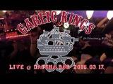Garlic Kings - Мегаханыга (Оргазм Нострадамуса cover live@Datscha St.Petersburg 20160317)