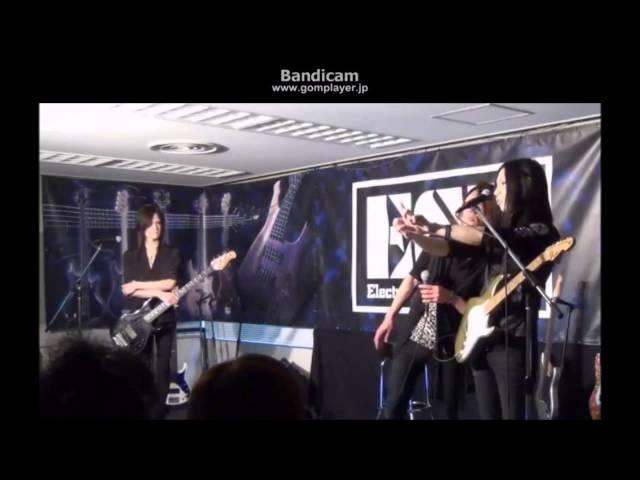 【BABYMETAL】大村孝佳&久世敦史&Shoyo 「Guitar seminar 3」20150329 14:35