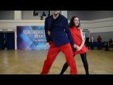 ХАСТЛ, Чемпионат Сибири 2016, Absolute , финал, Fast, Козлов Павел и Нечаенко Наталья