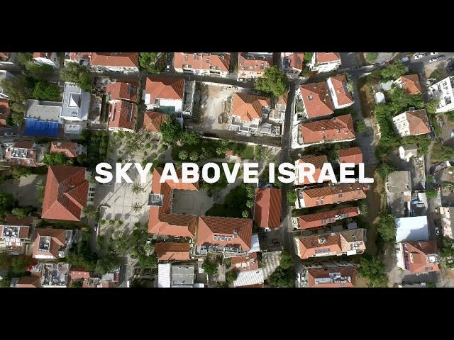 Sky Above Israel