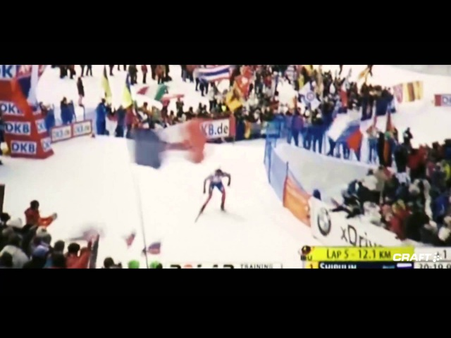 Олимпийские чемпионы рекомендуют CRAFT