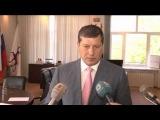 Нижний Новгород- Олег Сорокин после встречи с министром спорта России Мутко В. Л.