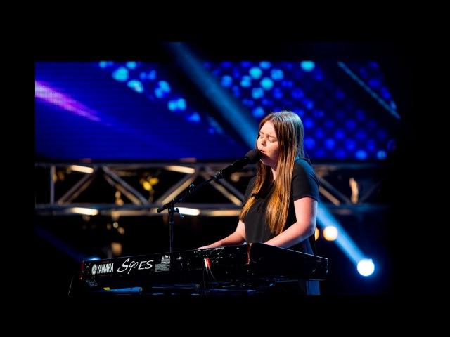 Amalia Foys performance of Passengers Let Her Go - The X Factor Australia 2016