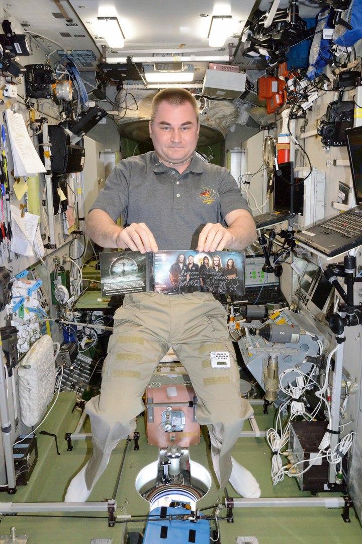 Ария в космосе: главная хэви-метал группа России вышла за пределы Земли