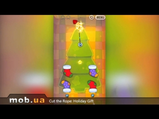 Cut the Rope:Holiday Gift,Doodle Jump Christmas Special,Snowman and SnowDog на Андроид - mob.ua