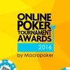 Online Poker Tournament Awards 2016