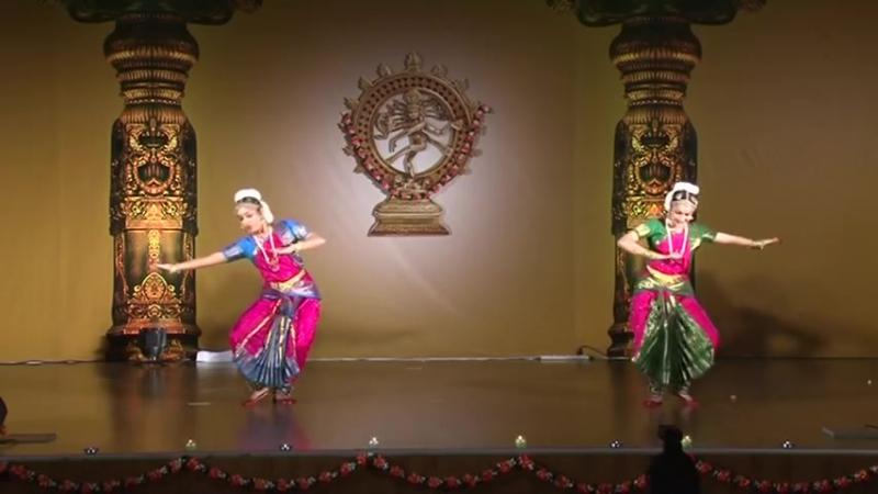 Pushpanjali Alarippu - Performed by Swetha Soumya