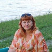 Анкета Екатерина Нахабина