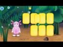 Лунтик Учим Английский язык - Времена года Развивающий Мультик Игра для детей Like BebyTV