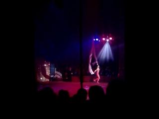 цирк евро - гимнастка