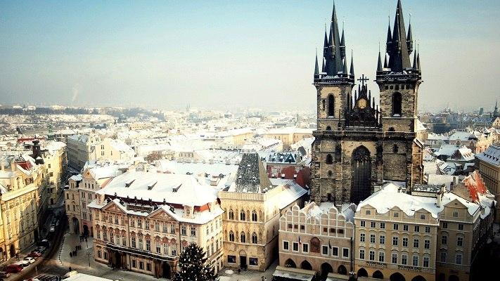 Чехия, Прага!!! Прага 2!!! от 14 332 руб. с человека!!!
