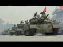 Военный марш в Северная Корея