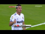 Cristiano Ronaldo Vs Racing Santander Home HD 720p
