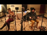Troubled Times - Tim Easton with Megan Palmer at Folk Alliance 2014