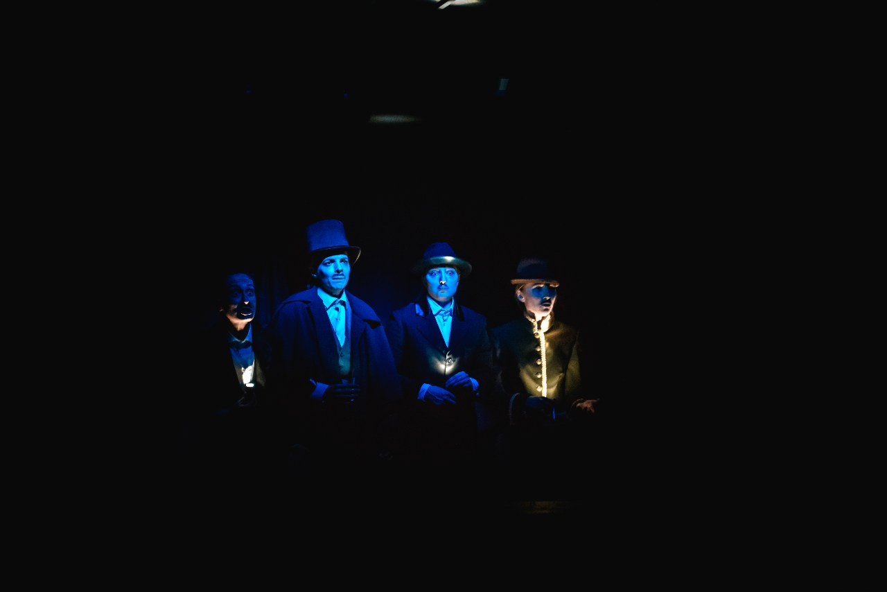Частный театр «Человек в кубе»