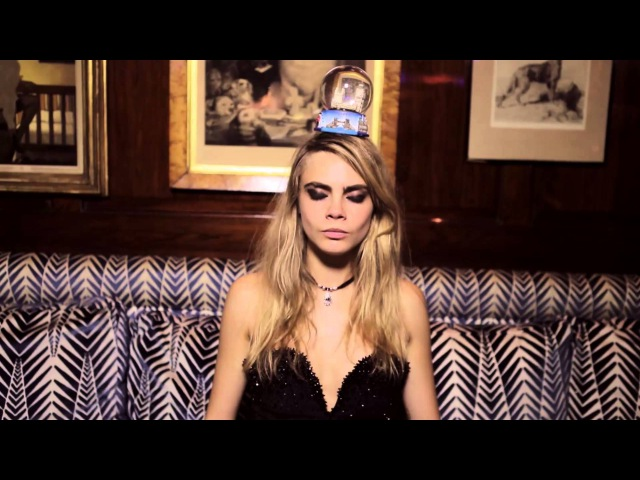 Happy Holidays from Cara and Topshop