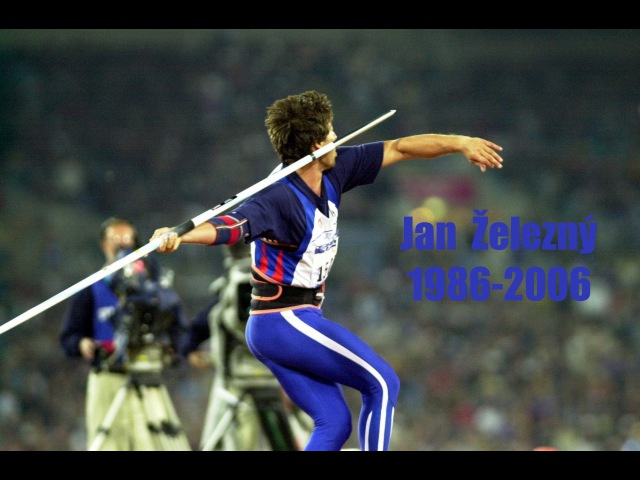 Jan Železný - Javelin World Record Holder