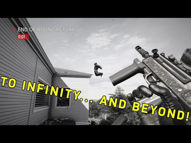 Rainbow Six Siege: To Infinity and Beyond!