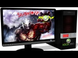 XENIA Xbox 360 Emulator - Splatterhouse (2010). Vulkan api Build. Test run on PC #3