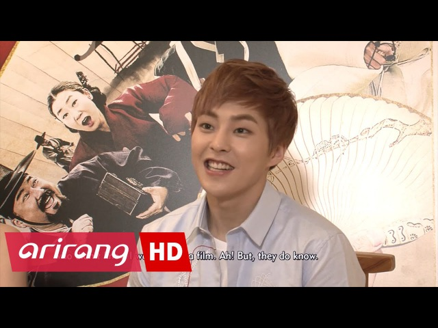 [HOT!] EXO Xiumin talks about his new movie! 엑소 시우민이 얘기하는 봉이 김선달!