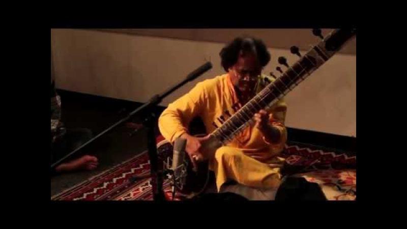 Krishna Bhatt And Anindo Chatterjee Ragas Live Festival 2013, WKCR