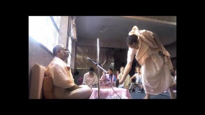 Камада экадаши. Шрипад Премананда Прабху. 17 04 2016 вечер
