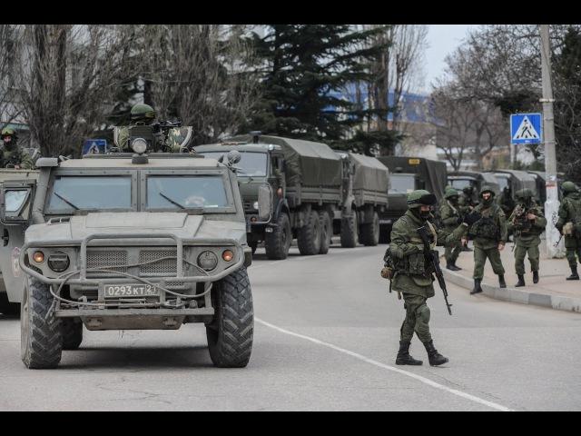 Их там нет. Российская техника на Донбассе.