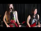 Heathens Twenty One Pilots Cover by Crimson Apple (Feat. Rachel Look)