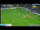 Обзор Чорноморець 1-1 Динамо Київ 24.04.14 / Черноморець 1-1 Динамо Киев