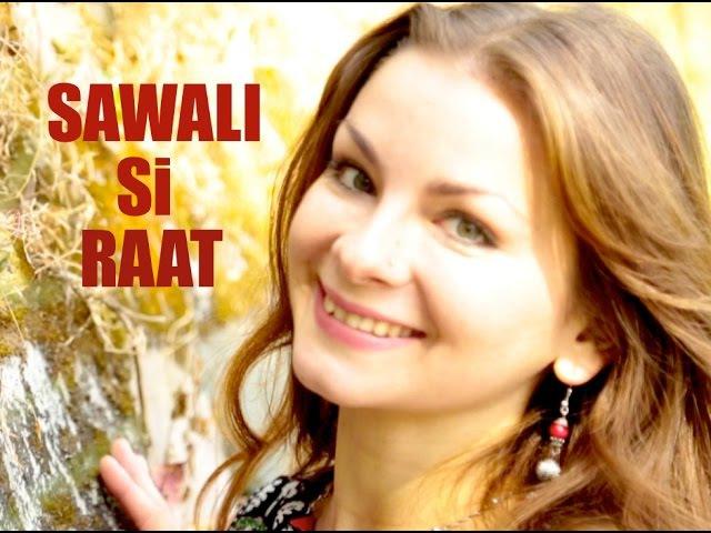 Saawali Si Raat (Valentine Day 2017) | The Kroonerz Project | Sahiljeet Singh | Mann Taneja | Barfi
