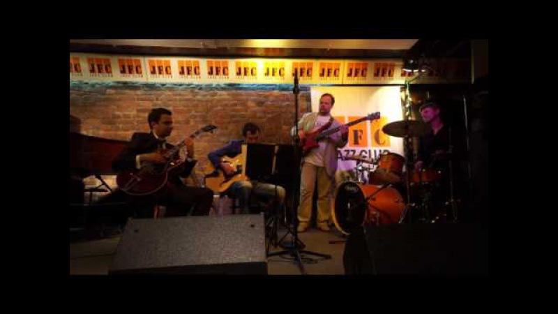 Hot Swing Quartet - Ain't She Sweet