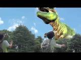 ФОТОГРАФИРУЙ МОРГАЯ — НОВАЯ КАМЕРА ДЛЯ ОЧКОВ (The world with Blincam - save your life - Dinosaurs)