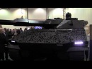 BAE Systems' Adaptiv infra red 'invisibility cloak' for military vehicles