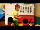 СУПЕР! ДЕТСКАЯ ИГРОВАЯ КОМНАТА Видео Для Детей VLOG Kids Indoor Playground Fun Play Place