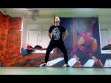 Andrey koshevarov (La Kosh) Choreography  Chris Brown - Grass Ain't Greener