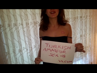 Really don't turk seks amator