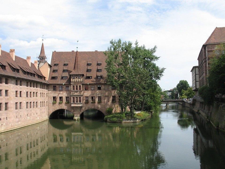 В Нюрнберге появится первый «умный» мост