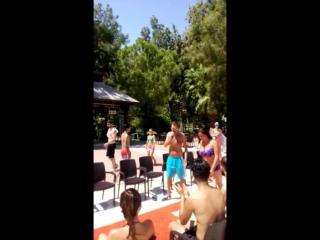 ACM pool game - jump 1