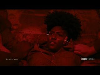 Детективное агентство Дирка Джентли / Dirk Gently's Holistic Detective Agency 1 сезон 2 серия [ColdFilm]