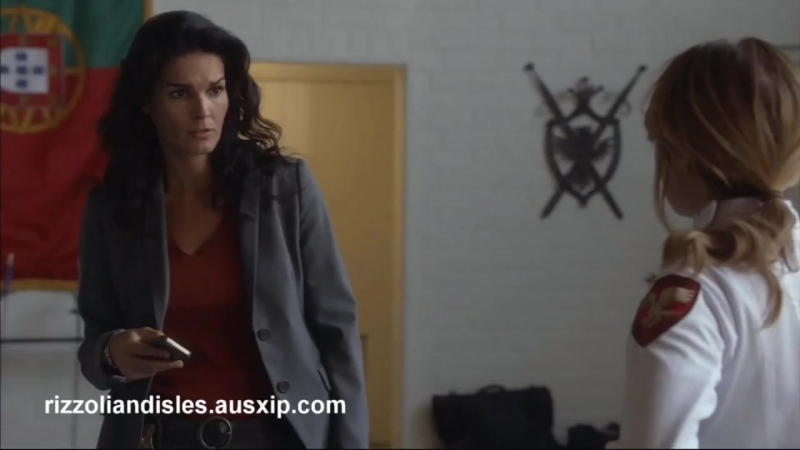 Rizzoli Isles - Major Crimes promo