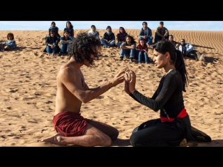 Танцующий в пустыне (2015) - ТРЕЙЛЕР НА РУССКОМ