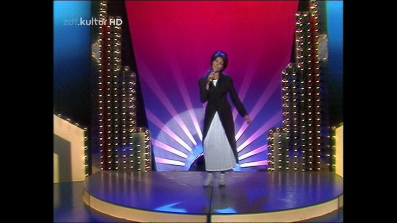 Sandra - Around my heart ( live, ZDF-Hitparade 14.06.1989 )