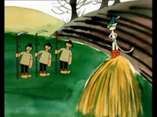 Мультики Кот в сапогах советские мультфильмы для детей и взрослых