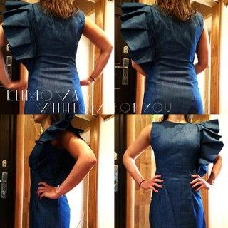 Пошив платья раменское